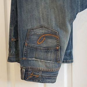 Classic men's Seven jeans
